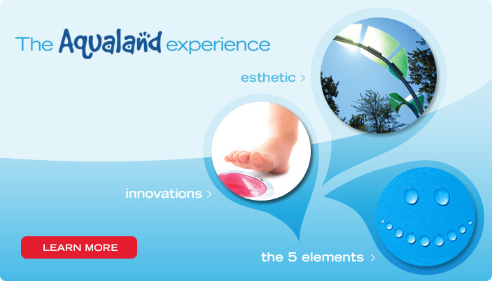 The Aqualand Experience