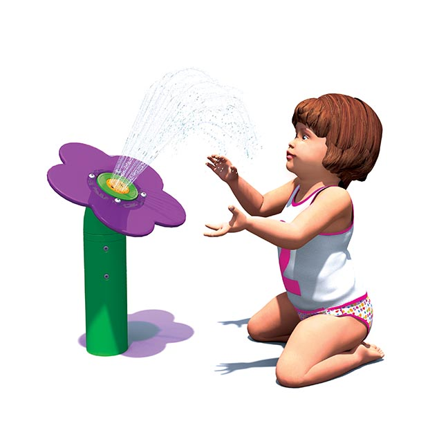 Fleur des petits