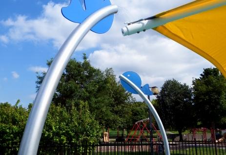 Sault-au-Recollet Park, Montreal, Qc