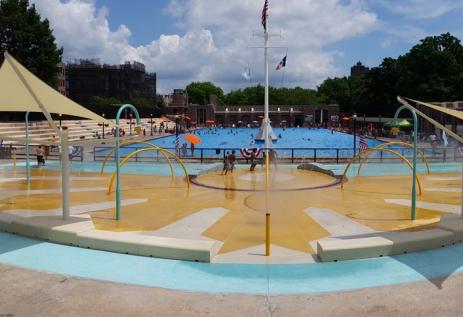 Crotona Park, Bronx, NYC, NY