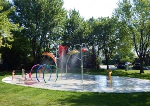 Parc Gaspard-Boucault, Beloeil, Qc