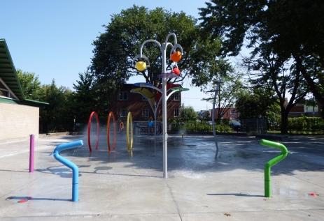 Parc Rosemary-Brown, Arr. Côte-des-Neiges-Notre-Dame-de-Grâce, Montréal, Qc