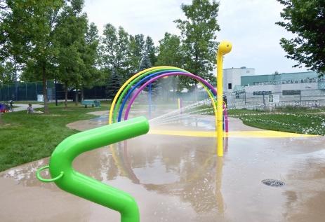 Parc Jonathan-Wilson, Arr. Île-Bozard-Ste-Geneviève, Montréal, Qc
