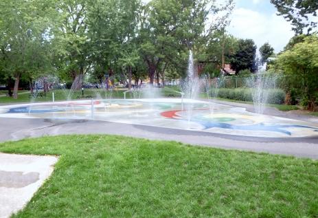 Parc Curé-Albert-Arnold, Arr. Sud-Ouest, Montréal