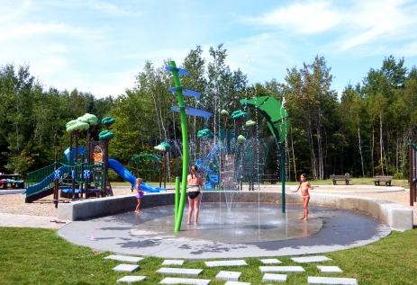 Epilobe Park, Quebec, Qc