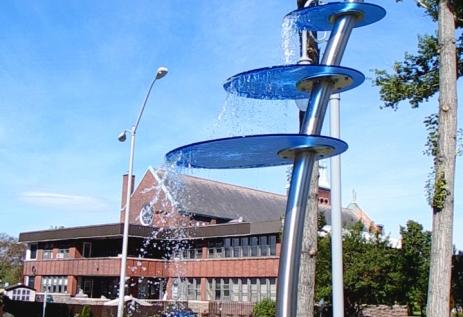 Levesque Park, Saguenay, Qc